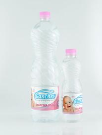 Бебешка трапезна вода